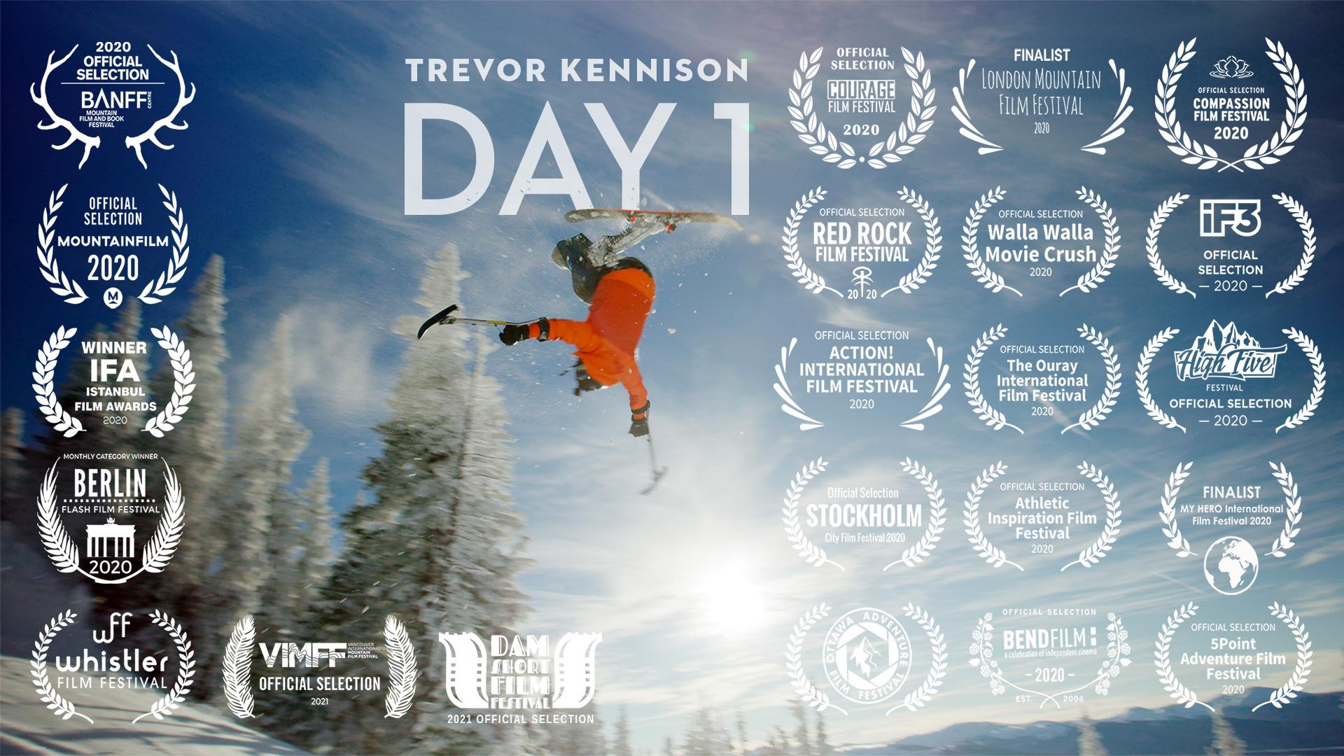 Trevor Kennison – Day 1